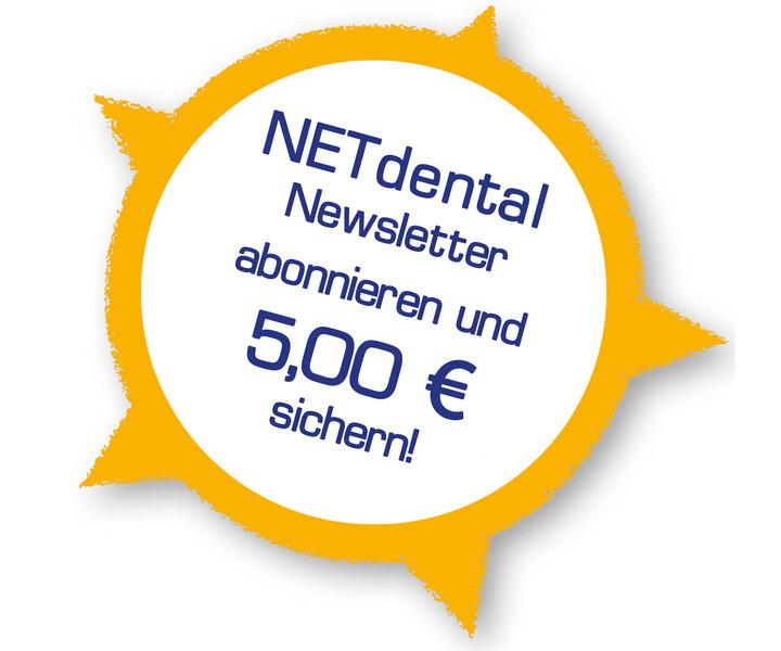 5€ Newsletter Willkommens-Rabatt