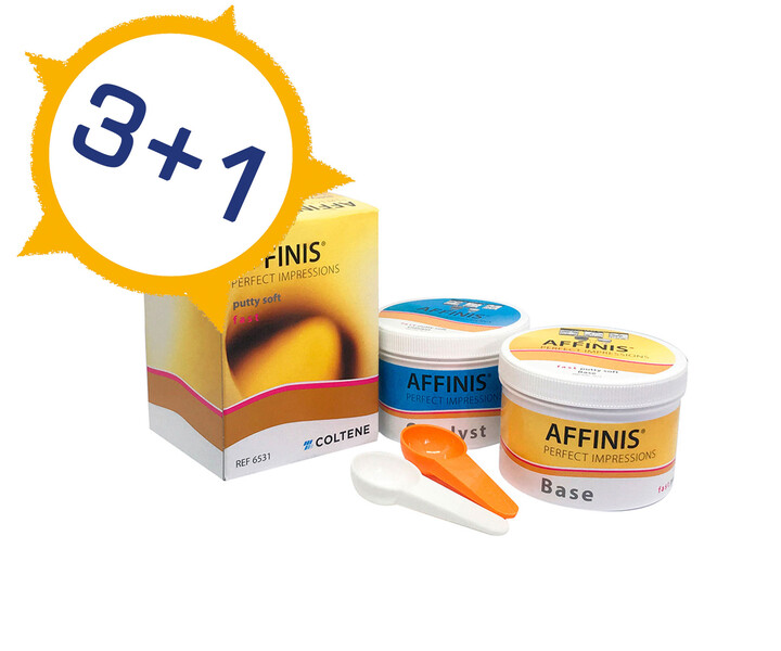 AFFINIS Fast Putty Soft
