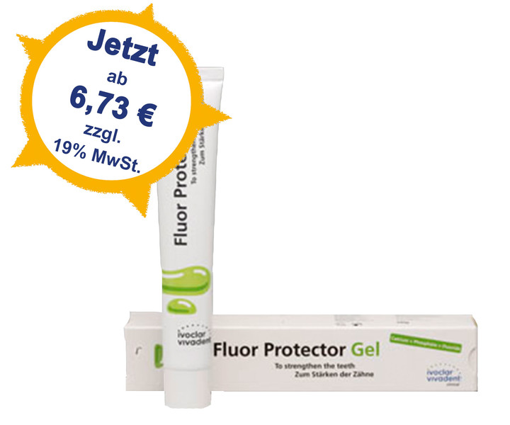 Fluor Protector Gel