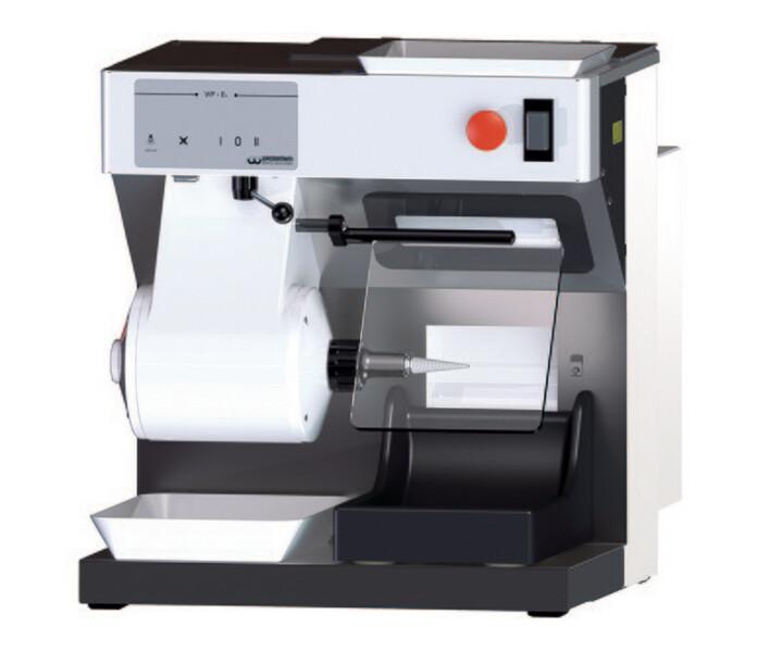 Polierbox mit Poliermotor WP-EX 10 II