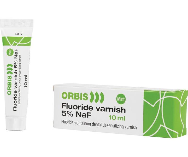 ORBIS Fluoride varnish