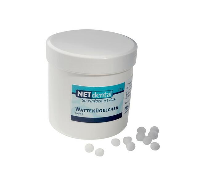 NET Wattekügelchen