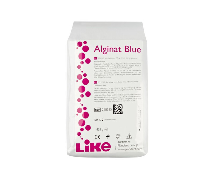 LiKe Alginat blue
