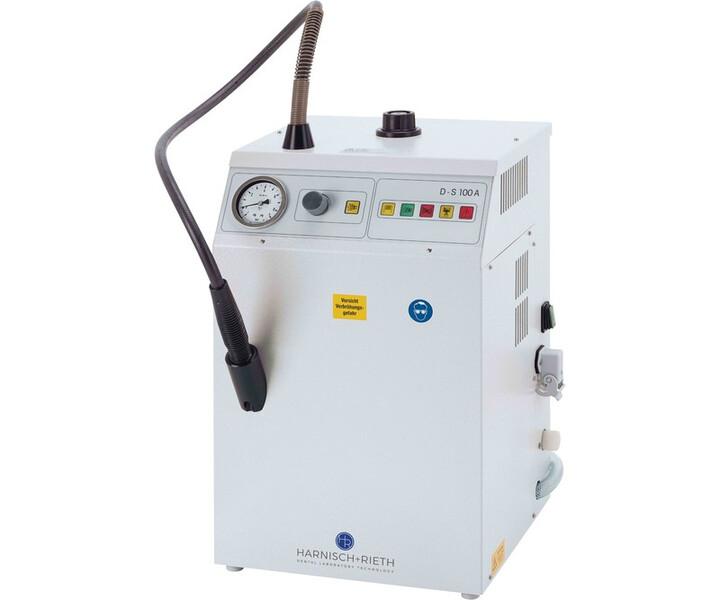 Dampfstrahlgerät D-S 100 A