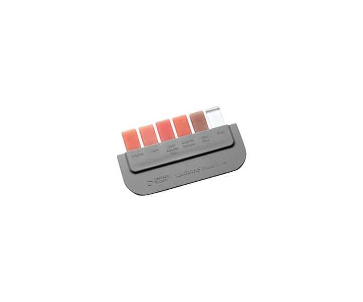 Lucitone HIPA Farbring 6 Farben