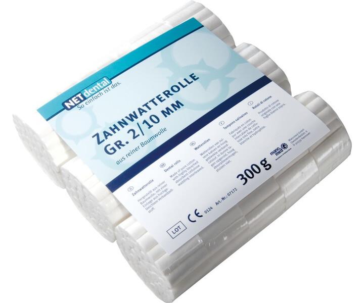 NET Zahnwatterollen