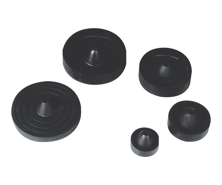 Gusstrichterformer für Gussschleudern