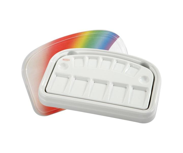 Rainbow Anmischplatte