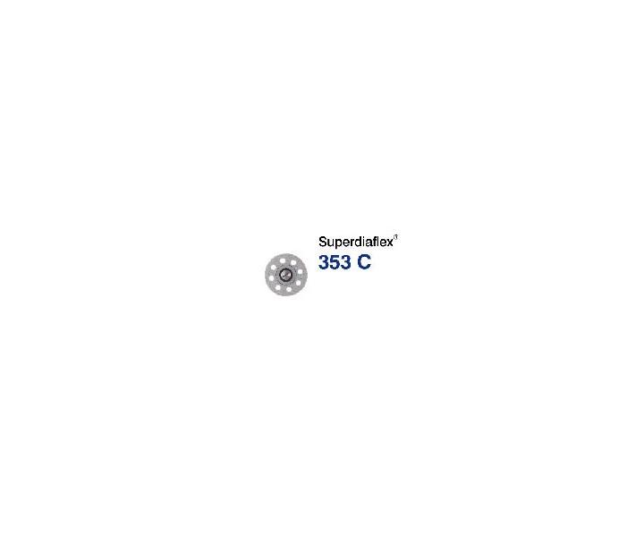 Horico Diamantscheiben, Fig. H 353 C
