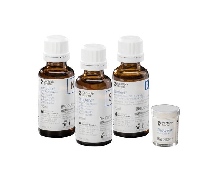 Biodent K+B Plus Flüssigkeiten / Zubehör
