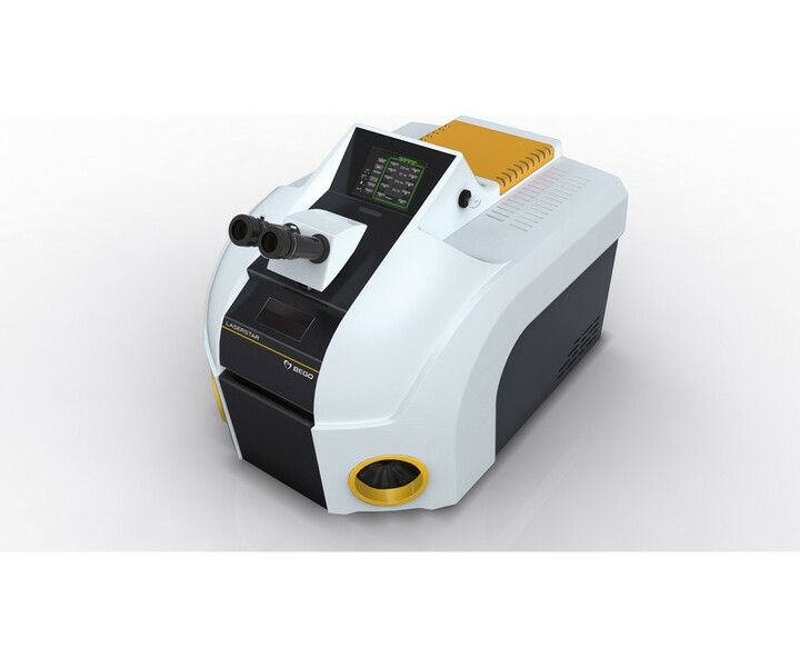 Laserstar T Plus mit Touch-Display