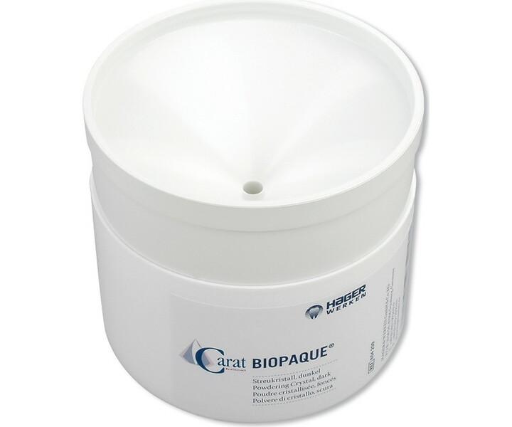 Carat Biopaque Streukristalle