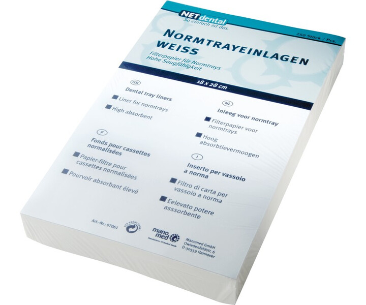 NET Normtrayeinlage