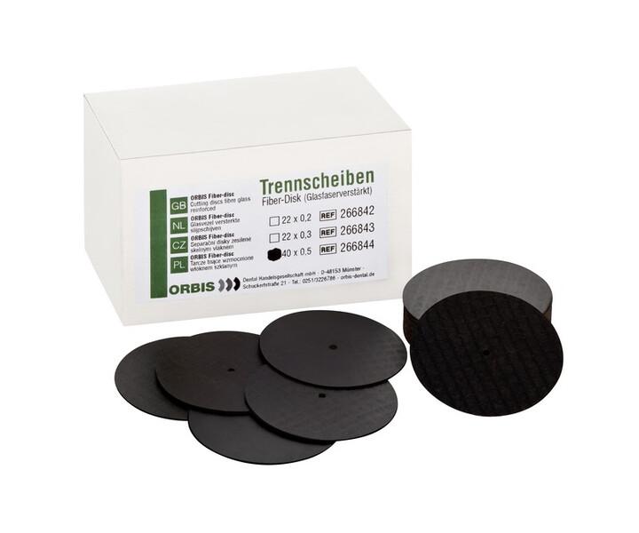 ORBIS Trennscheiben Fiber-Disk
